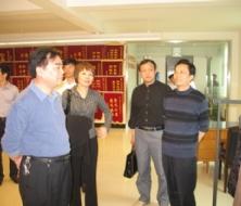 2010年5月萍乡市总来株洲市总学习考察