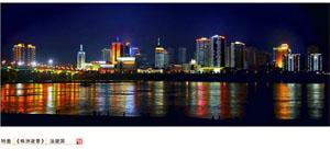 汤建国-《株洲夜景》(特邀)