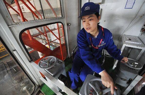 【走进车间访工匠】22年作业零事故的状元空姐